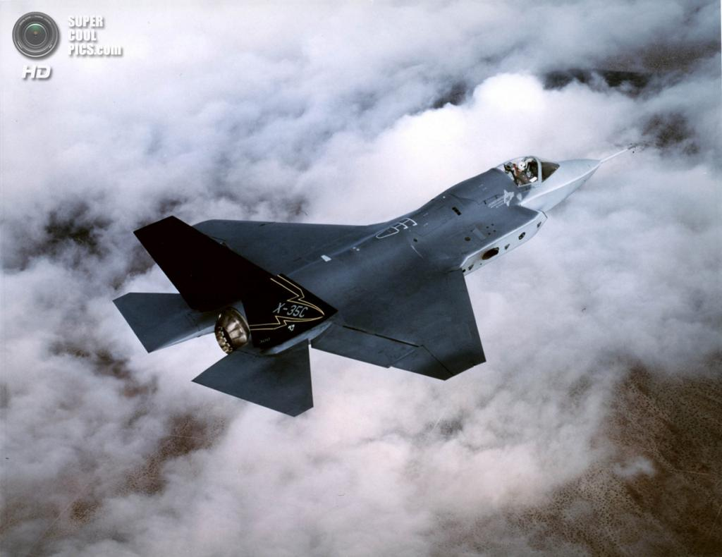 Lockheed Martin F-35A Lightning II. (blueforce4116)