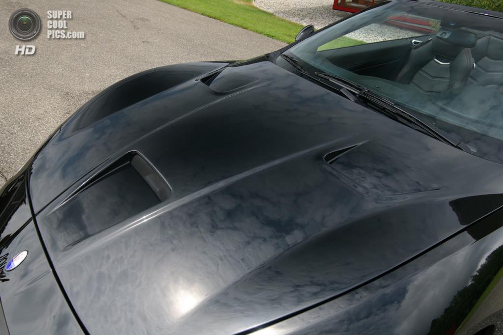 Maserati GranCabrio MC. (Novitec Tridente/Maserati)