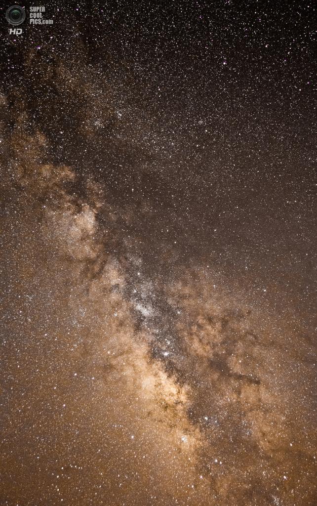 «Галактика Млечный Путь». Победитель в номинации «Молодой астрофотограф». (Jacob Marchio/Astronomy Photographer of the Year)