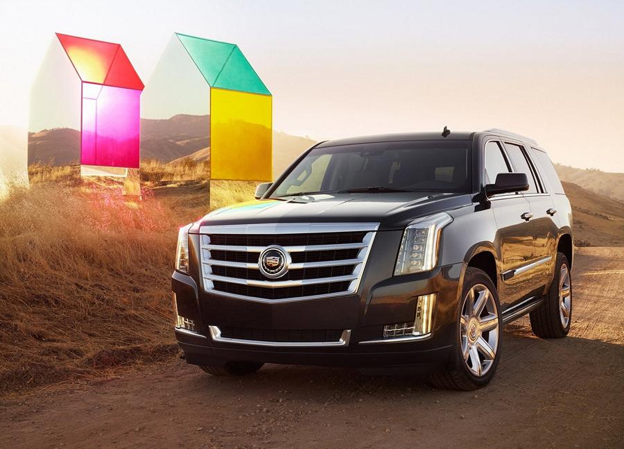 Cadillac Escalade: Ещё роскошнее (16 фото)