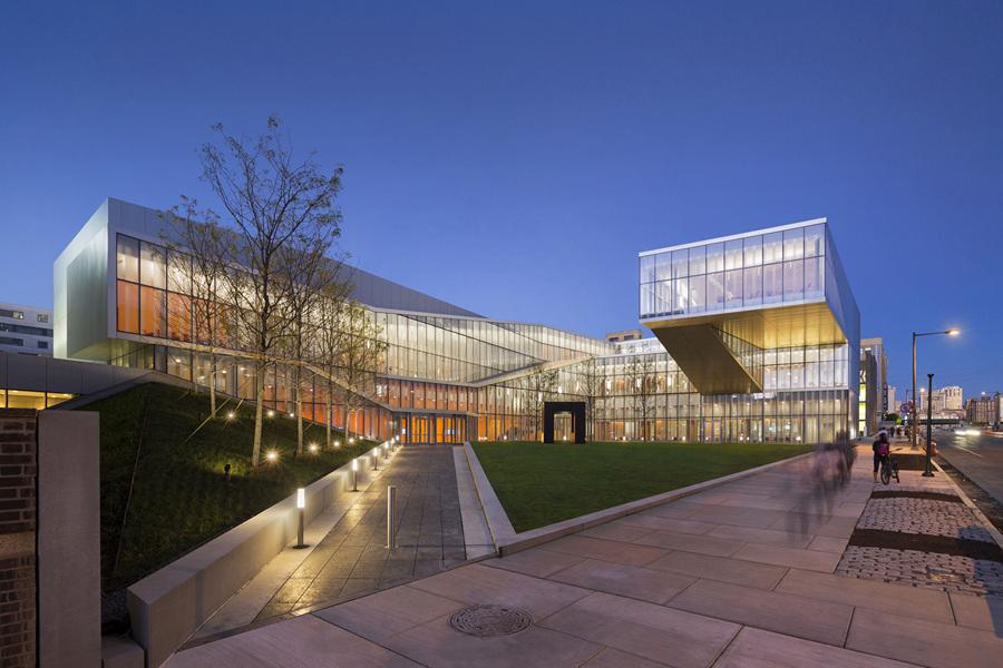 Центр нанотехнологий им. Кришны Сингха (8 фото + HD-видео)