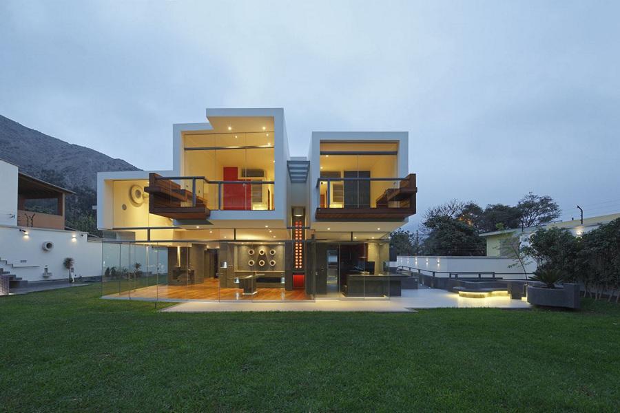 Контейнер жизни от Longhi Architects (20 фото)