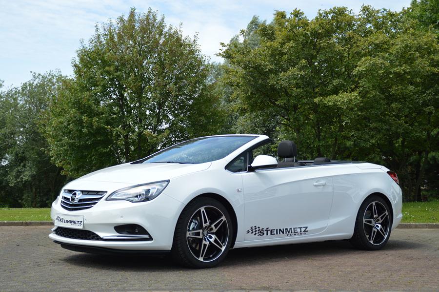 Opel Cascada. (Steinmetz)