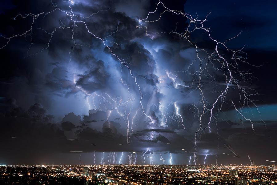 Небеса над Майами (14 фото)