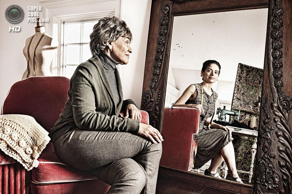 Проект «Reflections». (Tom Hussey)