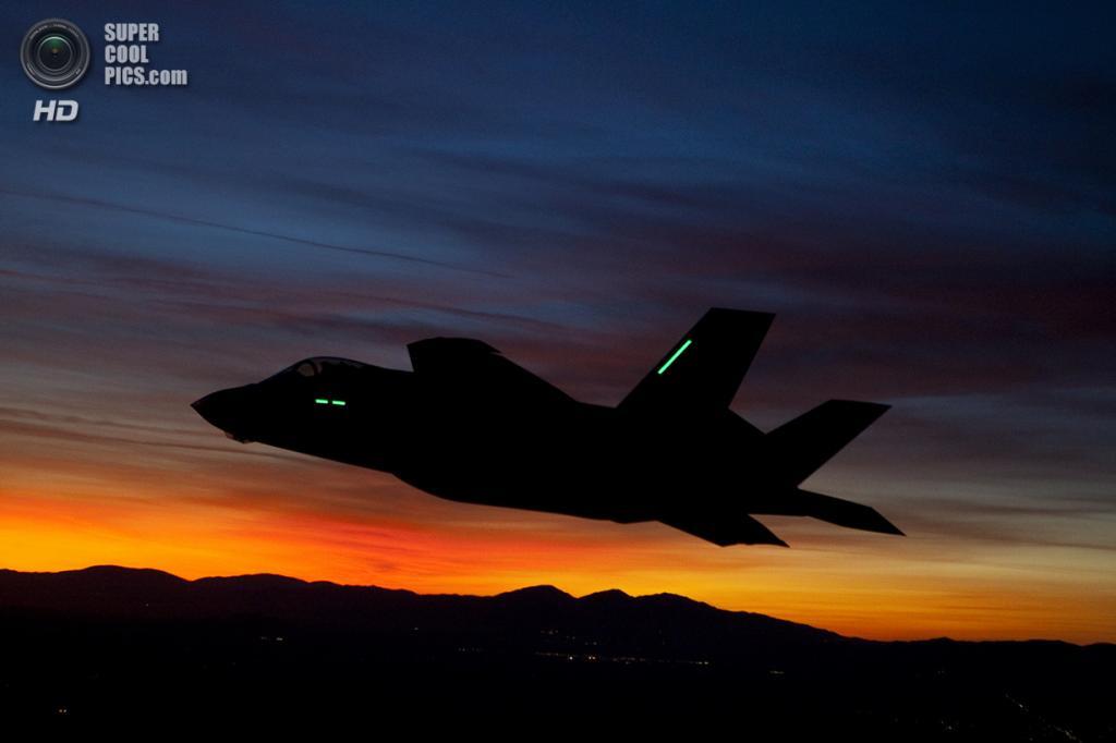 Lockheed Martin F-35 Lightning II. (Lockheed Martin)