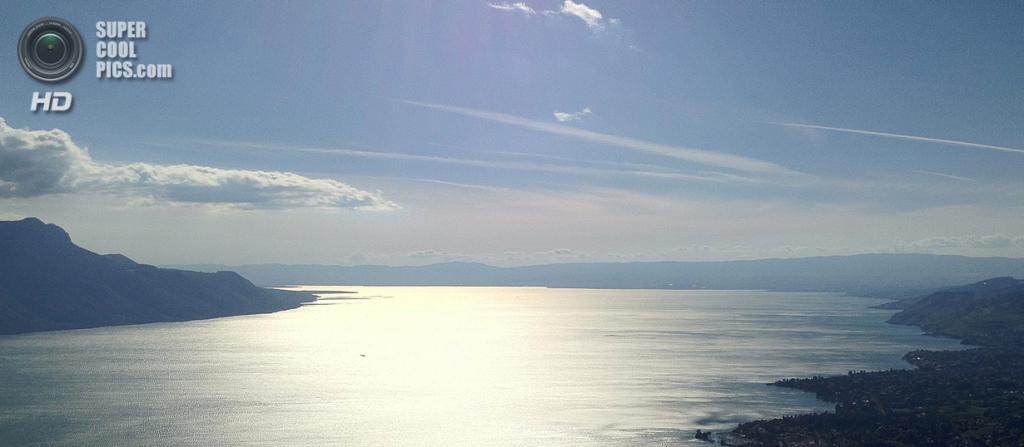 Швейцария. Женевское озеро. (Schnäggli)