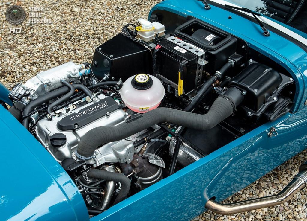 Caterham Seven 160. (Caterham Cars)