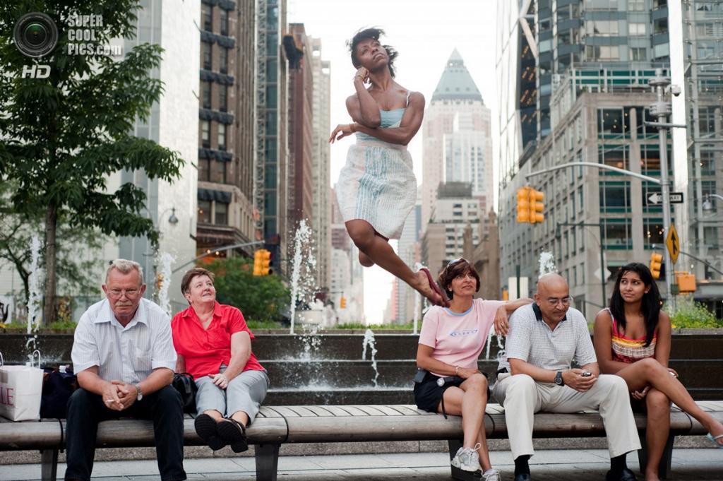 Мишель Флит. Нью-Йорк. (Jordan Matter)