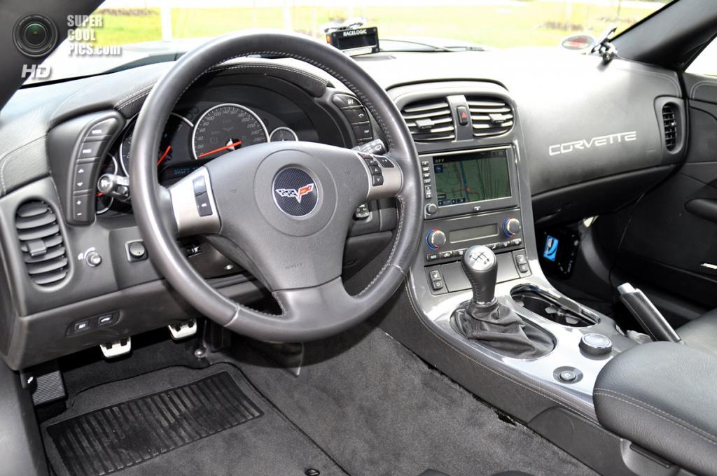 Chevrolet Corvette ZR1. (GeigerCars)