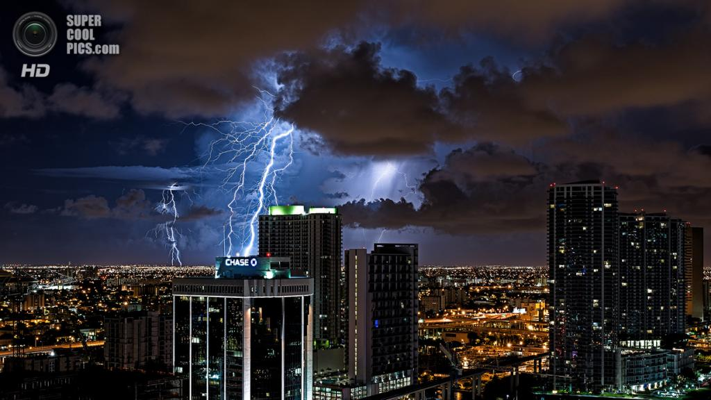 США. Майами, Флорида. «Bolts n Stuff». (lostINmia)