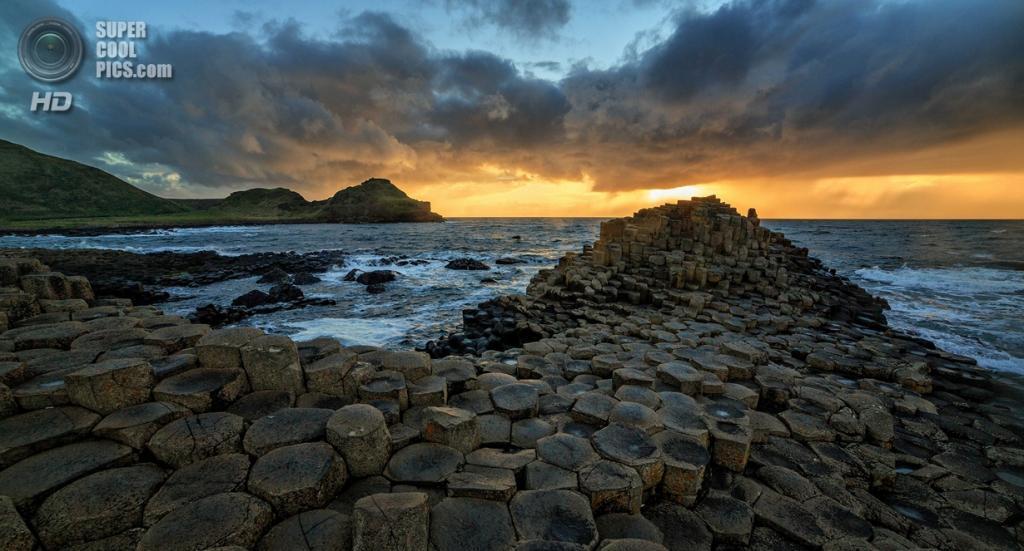Северная Ирландия. Дорога гигантов. (Alfonso Salgueiro Lora)