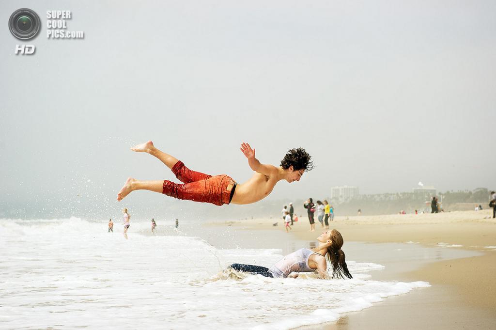 Джейкоб Джонас и Джилл Уилсон. Санта-Моника, Калифорния. (Jordan Matter)