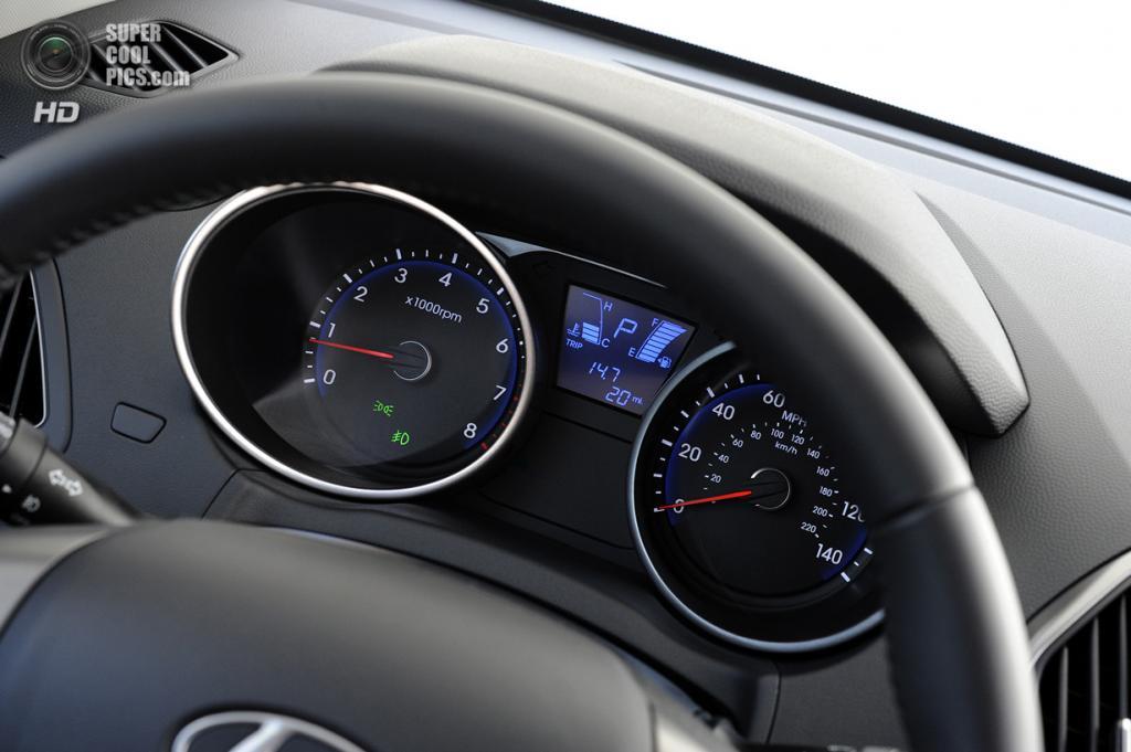 Hyundai Tucson. (Hyundai)