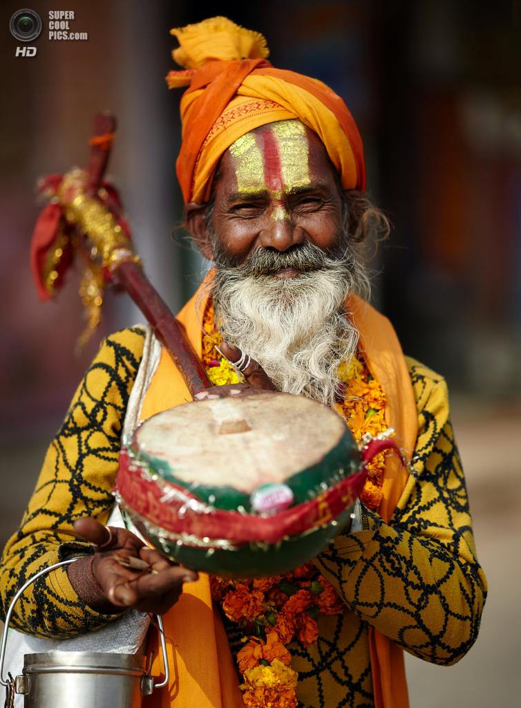 Портреты Индии (23 фото)
