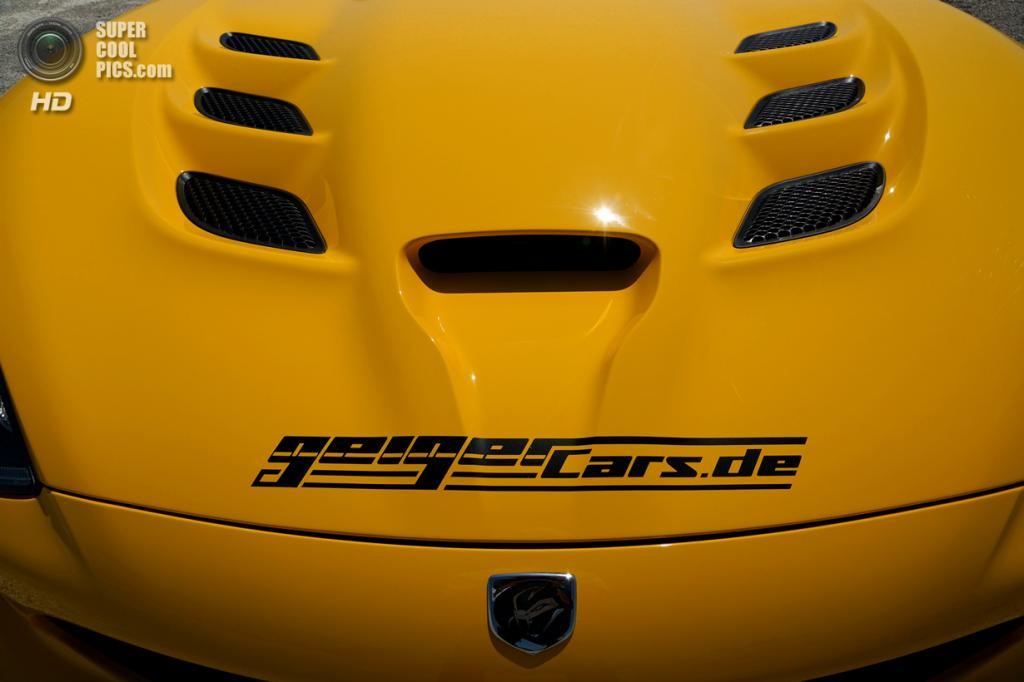 SRT Viper. (GeigerCars)