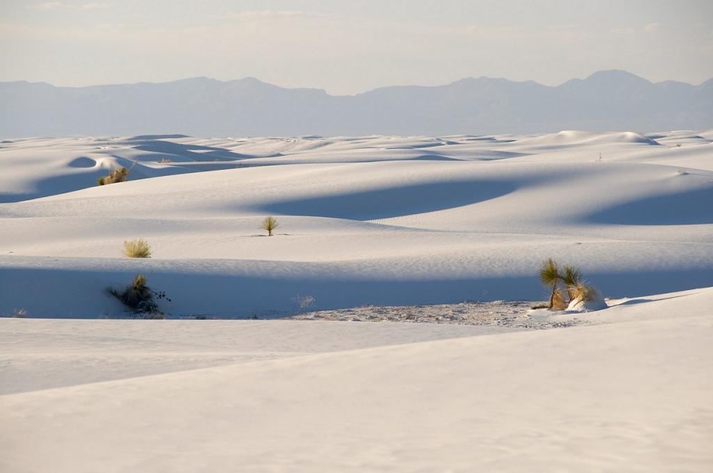 Белые пески (20 фото)