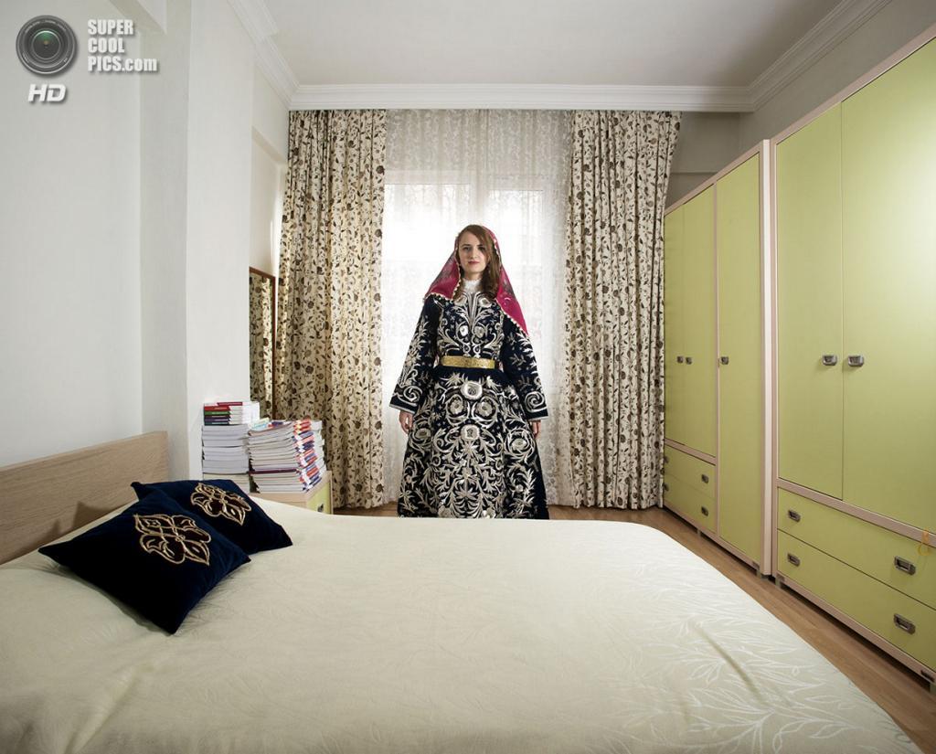 Фото девка спальне 17 фотография