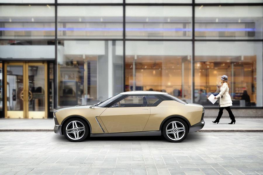 Nissan представила концепт-кары «для нового поколения» (45 фото + HD-видео)