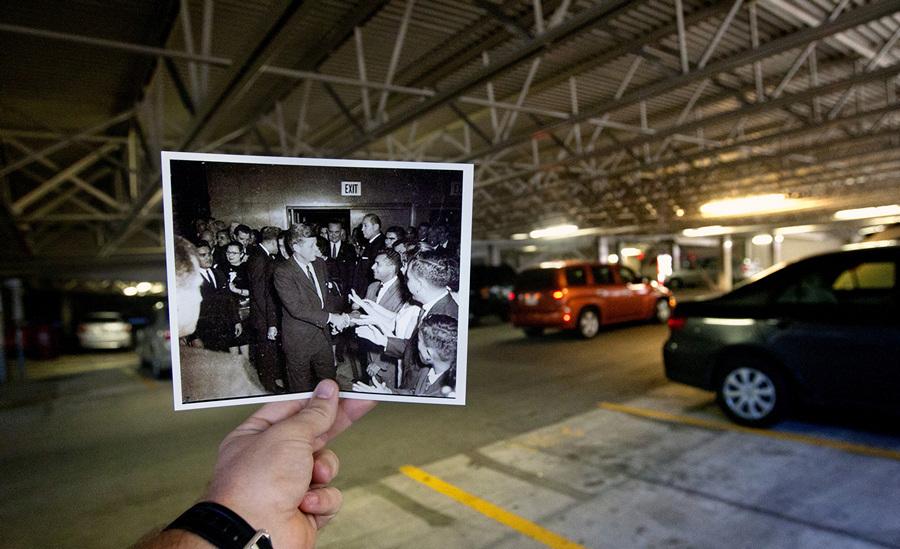 Убийство Кеннеди: Тогда и сейчас (9 фото + HD-видео)