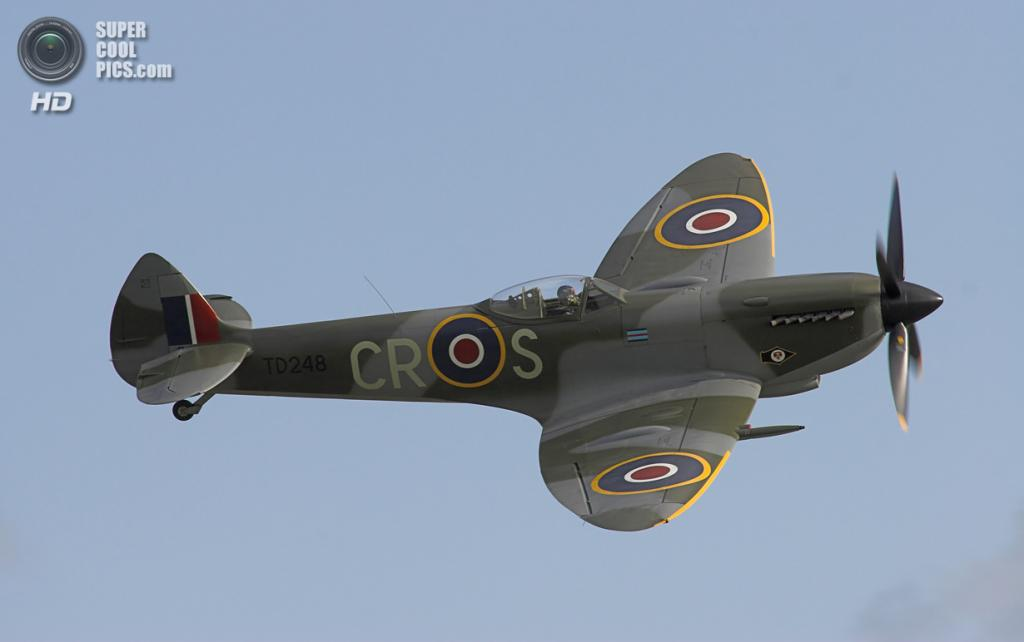 Supermarine Spitfire. (Chowells)