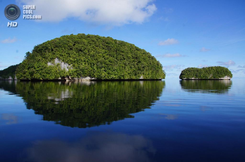 Острова архипелага Палау. (Cindy Niño)