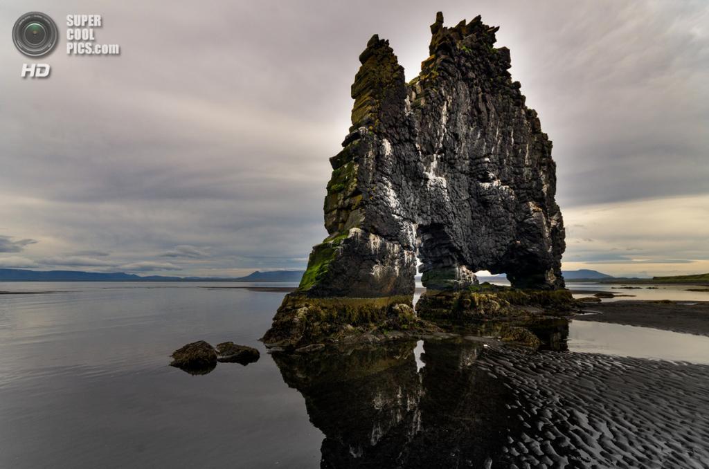 Исландия. Хвитсеркур. (Martin Sercombe)