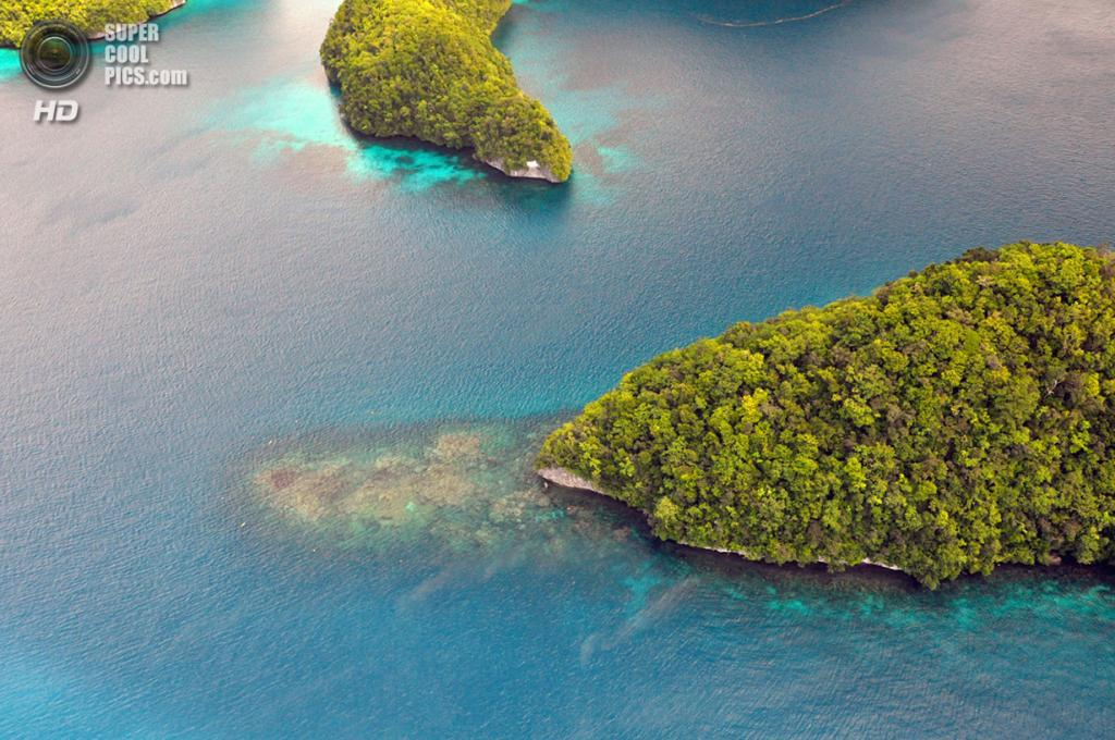 Острова архипелага Палау. (aSIMULAtor)