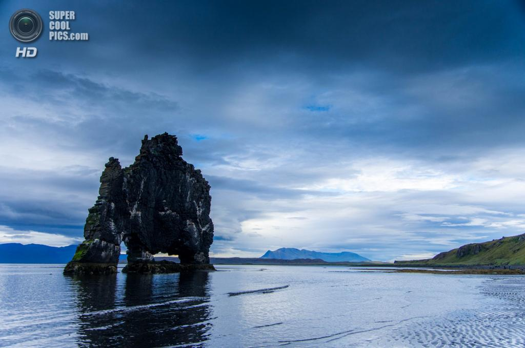 Исландия. Хвитсеркур. (Ian Kershaw)