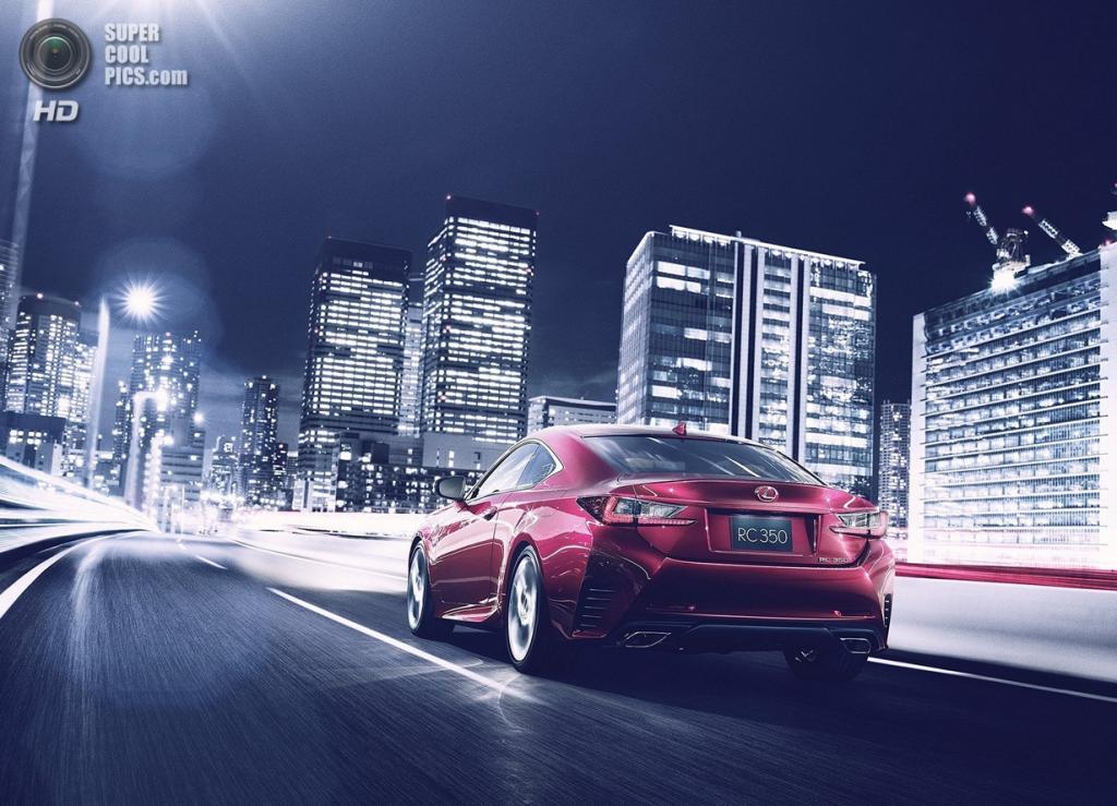 Lexus RC. (Toyota)