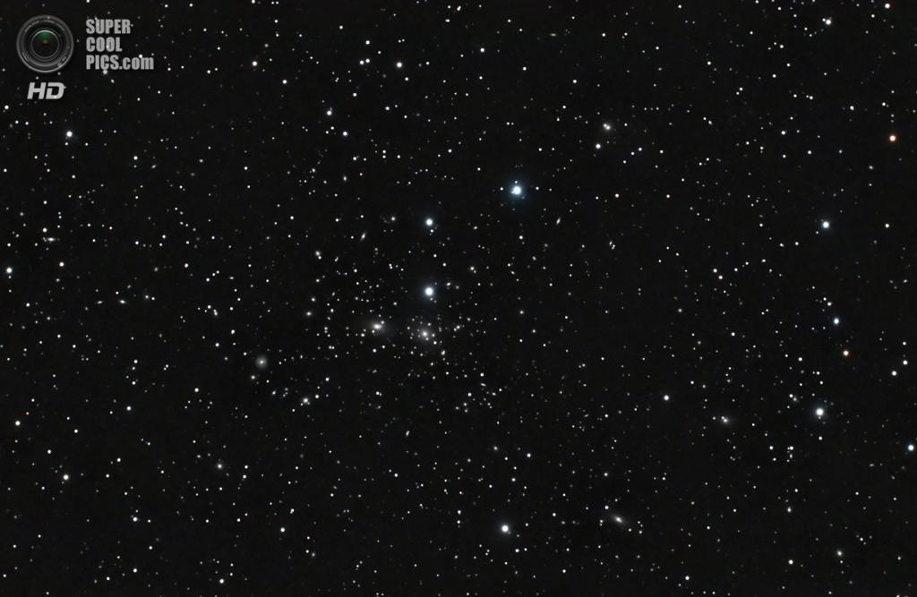 Созвездие Волосы Вероники. (brianjoynes)