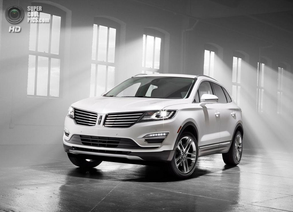 Lincoln MKC. (Ford)
