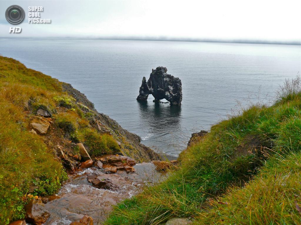 Исландия. Хвитсеркур. (Ellen van den Berg)