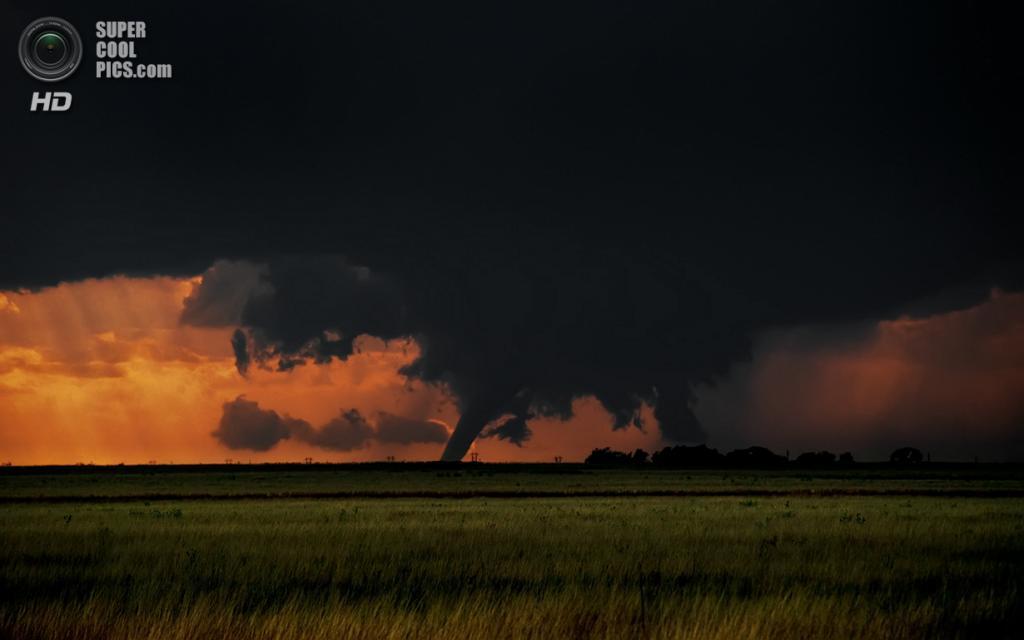 «Торнадо в Кампо». (Matt Granz)