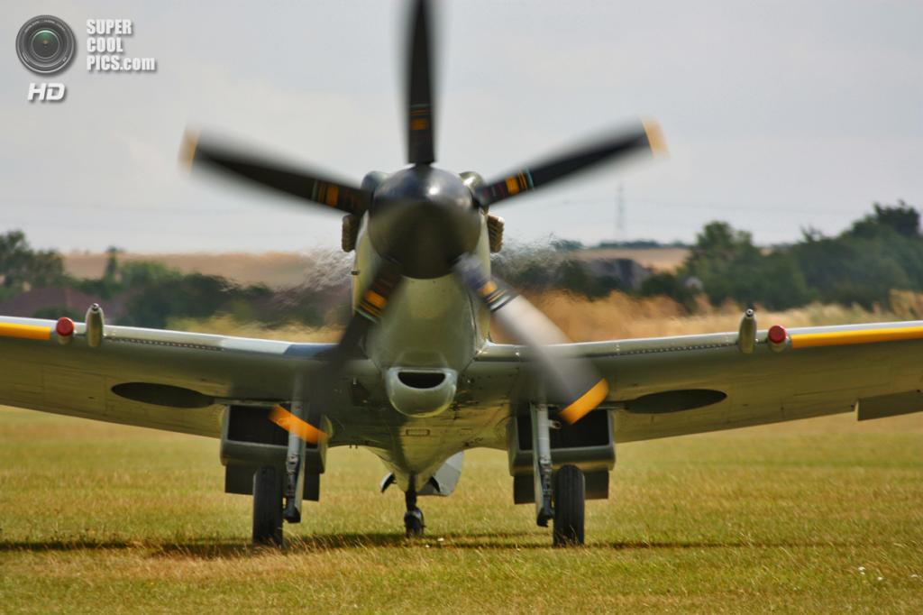 Supermarine Spitfire. (Lightningboy2000)