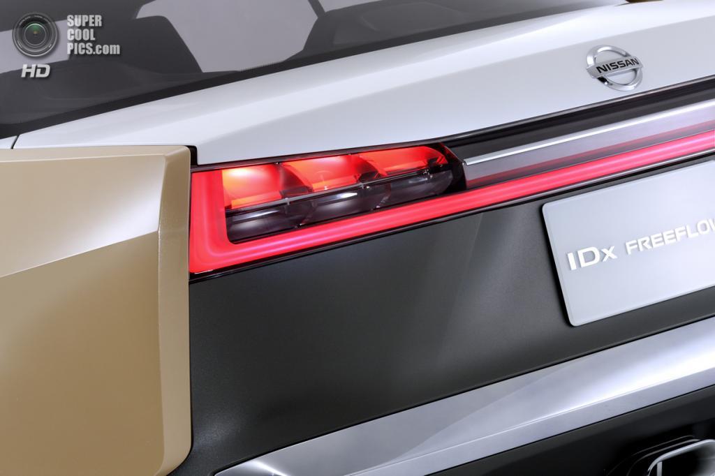 Nissan IDx FreeFlow. (Nissan)