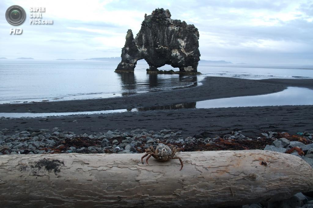 Исландия. Хвитсеркур. (gregorypauchet)