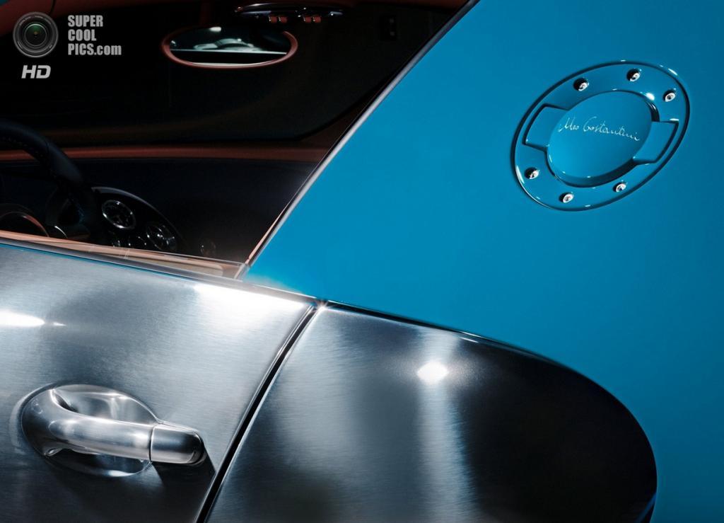 Bugatti Veyron 16.4 Grand Sport Vitesse «Meo Costantini». (Bugatti)