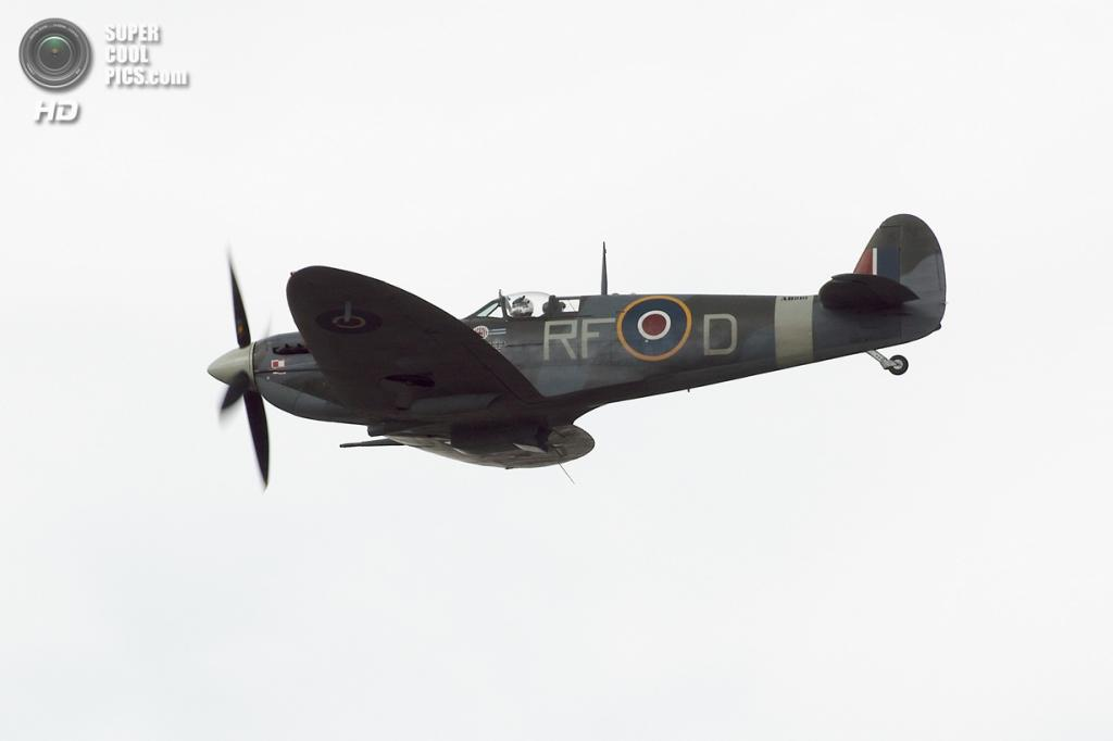Supermarine Spitfire. (Matt)