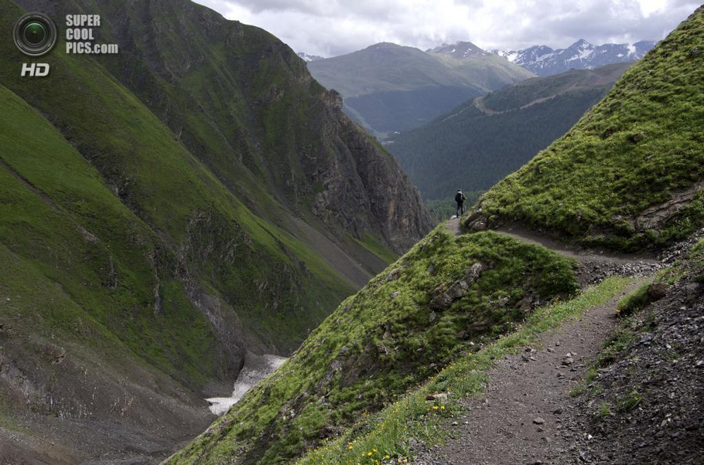 Швейцарский национальный парк. (Kirill)