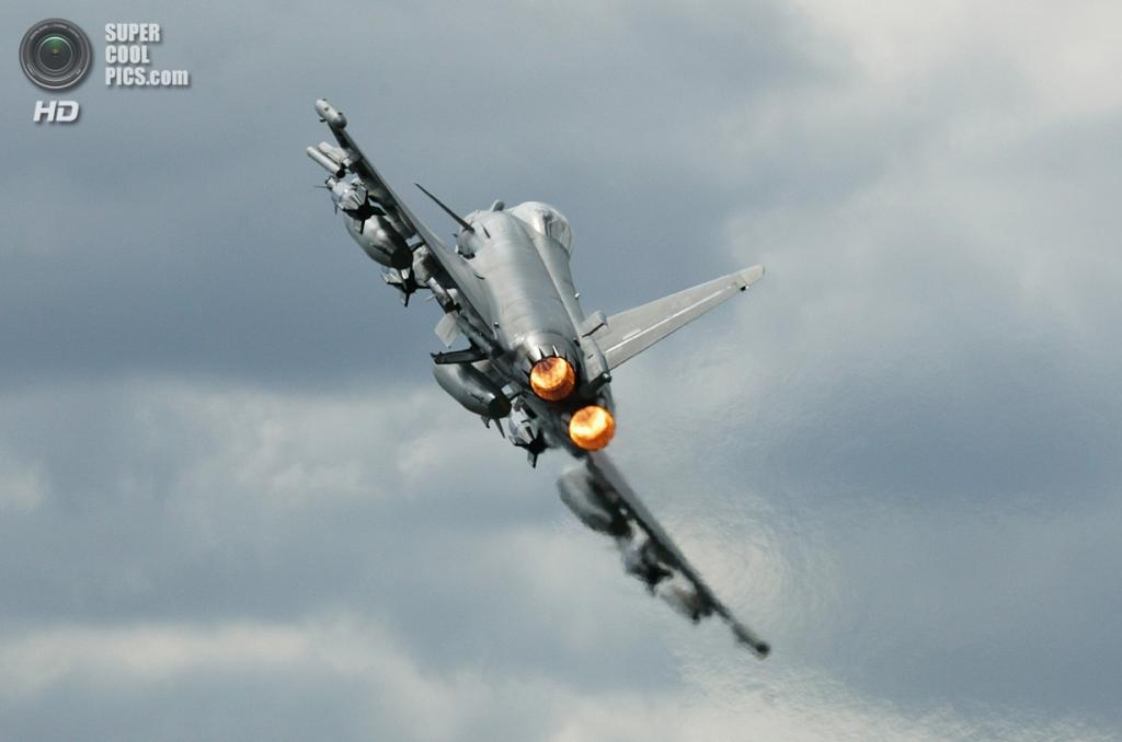 Eurofighter Typhoon. (Vladimir Korolkov)