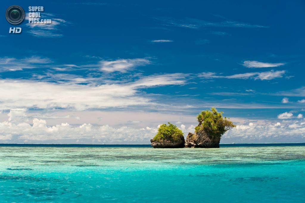 Острова архипелага Палау. (dylulena)