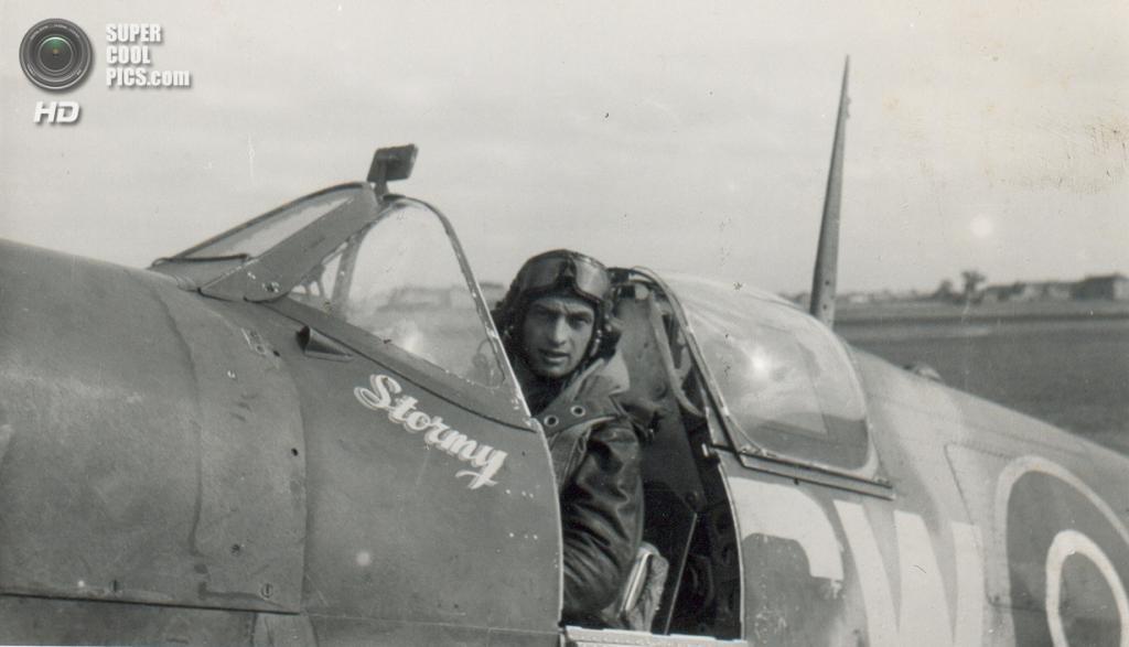 Supermarine Spitfire. 1944 год. (Rémi GIBERT)