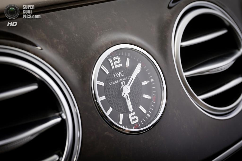 Mercedes-Benz S65 AMG. (Daimler AG)