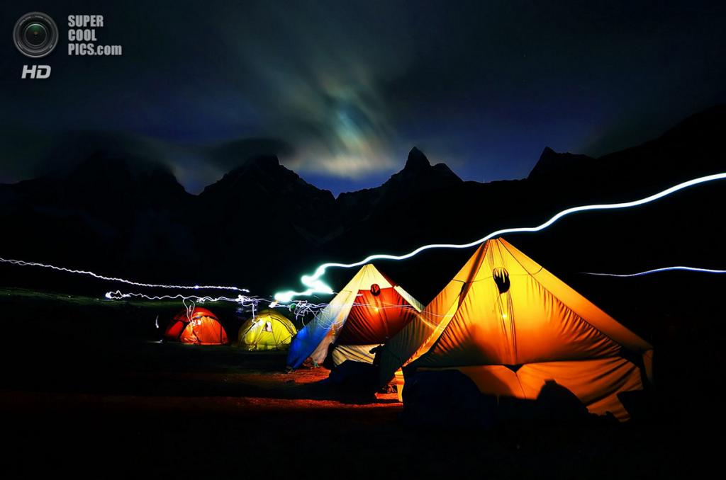 «Уайуаш». Место съемки: Перу. Кордильера-Уайуаш. (Sorin Rechitan/National Geographic Photo Contest)
