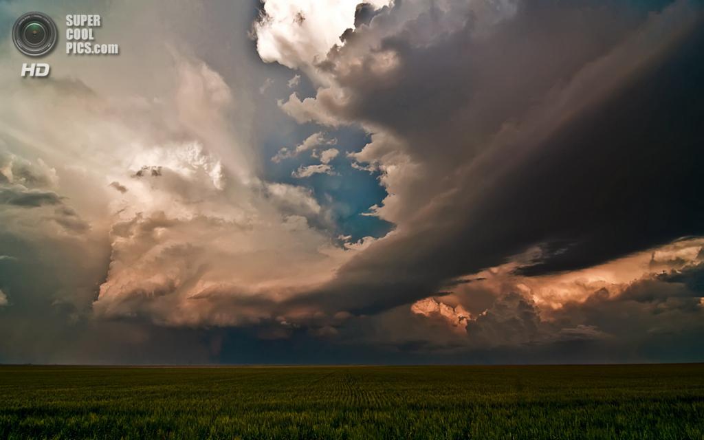 «Последнее дыхание тропического шторма». (Matt Granz)