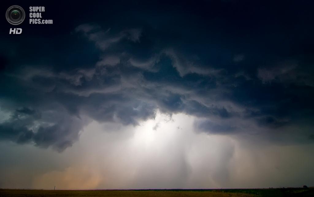 «Большие злые облака Оклахомы». (Matt Granz)