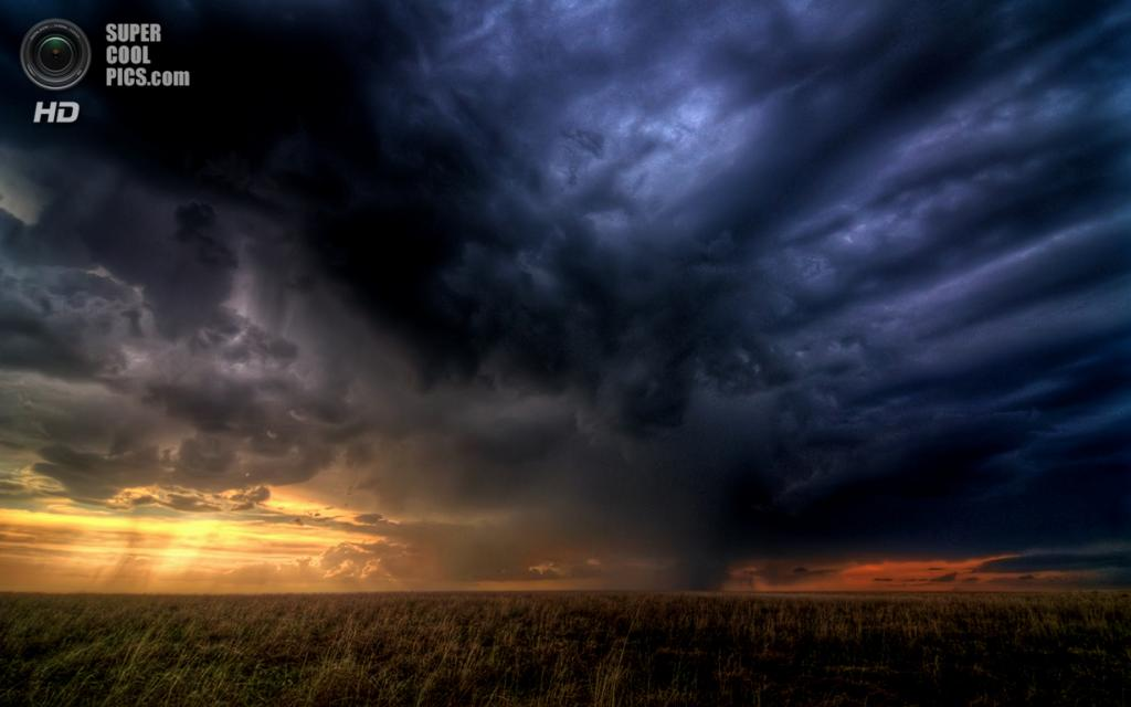 «Буря над Небраской». (Matt Granz)