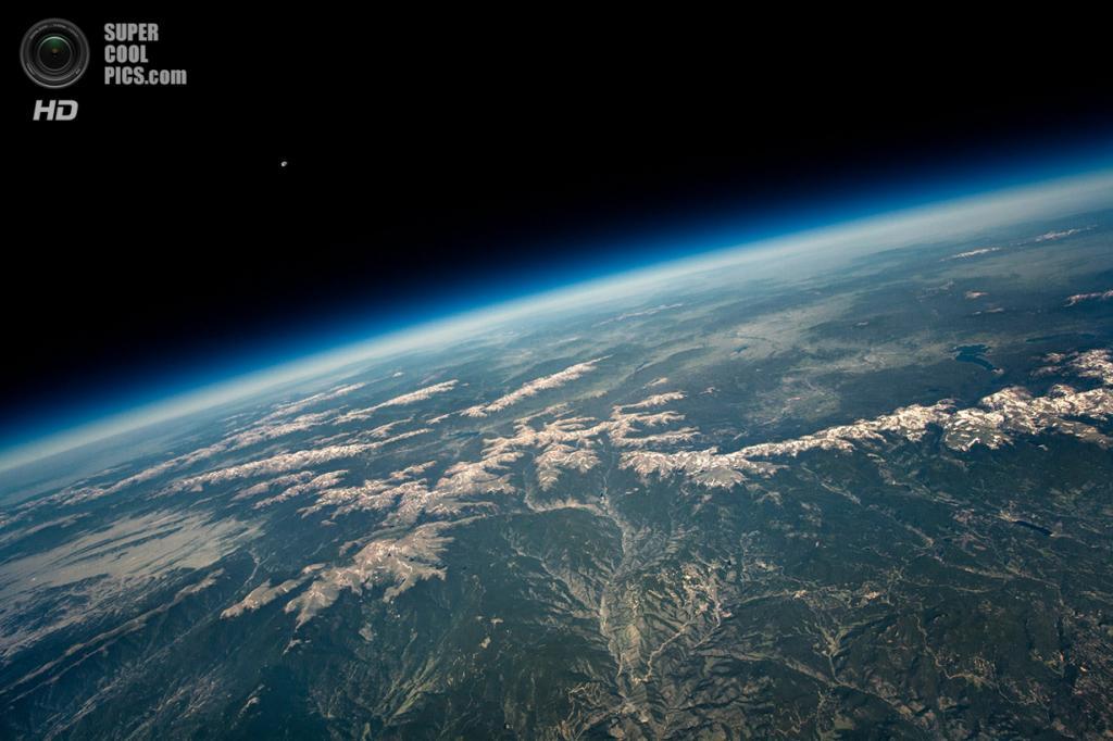 «Скалистые горы». Место съемки: США. Денвер, Колорадо. (Patrick Cullis/National Geographic Photo Contest)