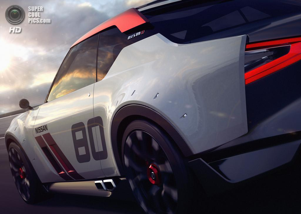 Nissan IDx Nismo. (Nissan)